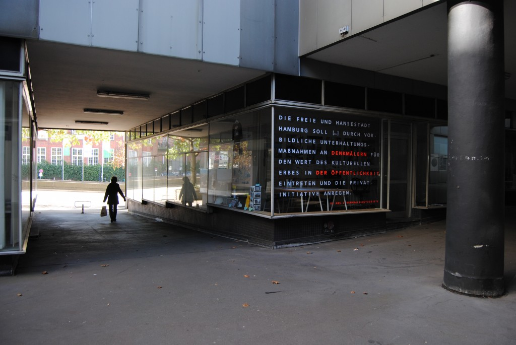 Laden der Initiative City-Hof